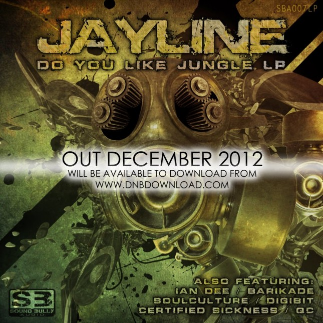 Jayline - Do You Like Jungle L.P