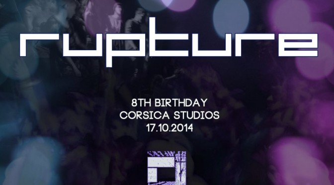 Rupture 8th Birthday