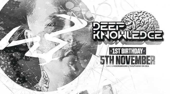 Deep Knowledge 1st Birthday 5th November 2016