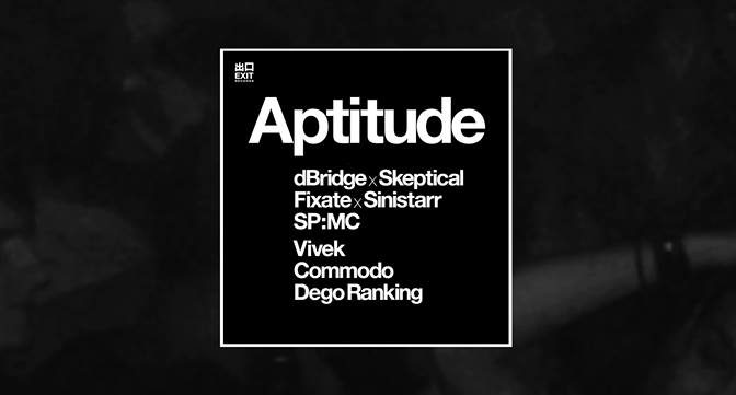 Exit Records presents: Aptitude