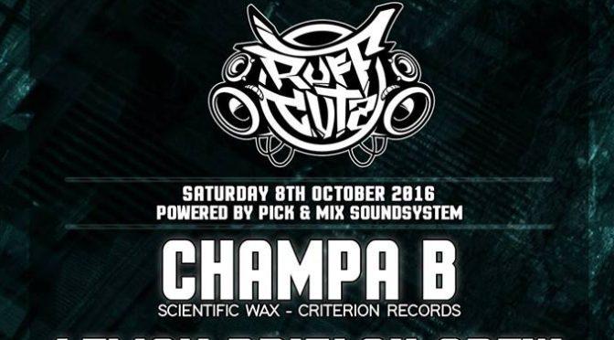 Ruff Cutz – Saturday 8th October